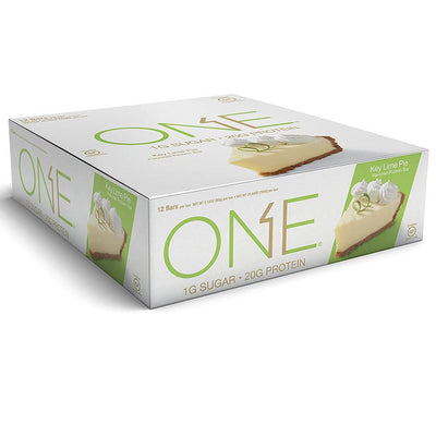 ISS Research Oh Yeah! One Bar 12/Box Protein ISS Research Key Lime Pie  (1059190898731)