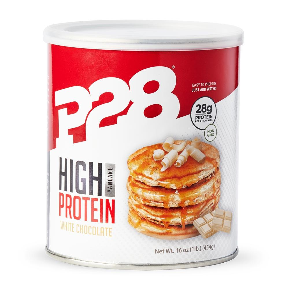 P28 Pancake Mix 16 Oz Protein P28 White Chocolate  (1059085910059)