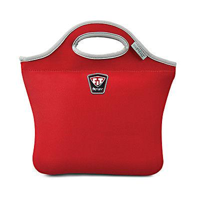 Fitmark The Pac Meal Management Bag Fitmark Red  (1059057827883)