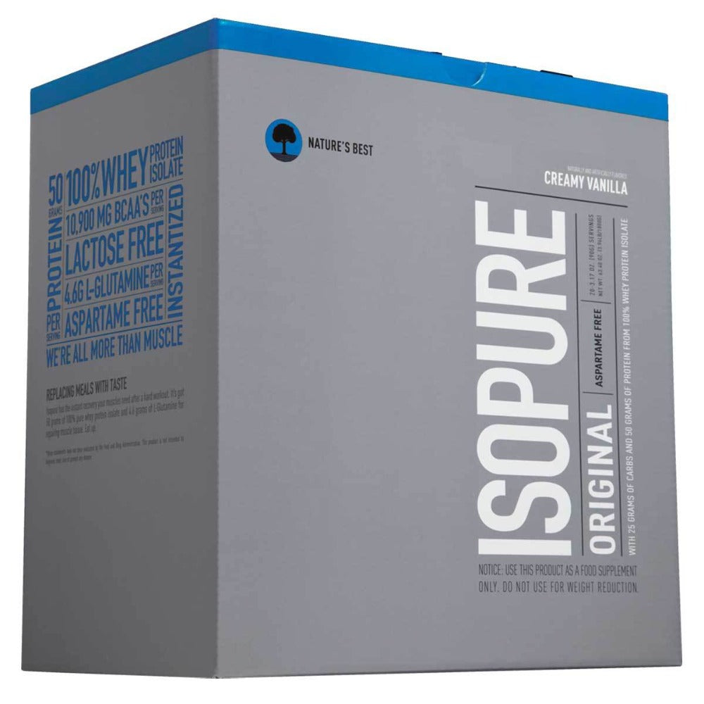 Nature's Best Isopure MRP 20 Pack Protein Nature's Best  (1057908719659)