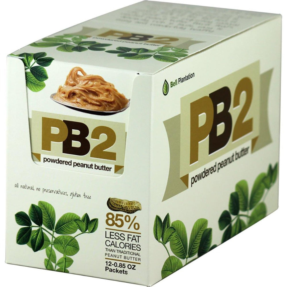 Bell Plantation PB2 Powdered PB 12 Packets Foods & Snacks Bell Plantation  (1058785099819)