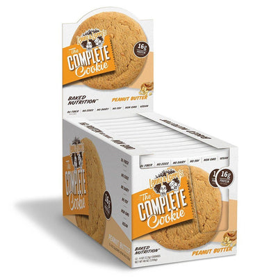 Lenny & Larry's Complete Cookie 12/Box Foods & Snacks Lenny & Larry's Peanut Butter  (1059222814763)