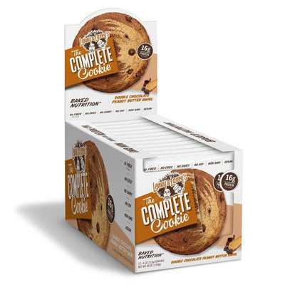 Lenny & Larry's Complete Cookie 12/Box Foods & Snacks Lenny & Larry's Double Chocolate Peanut Butter  (1059222814763)