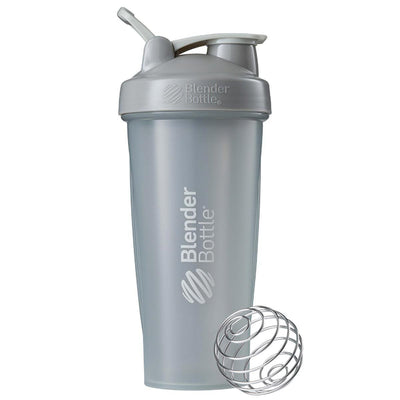 Sundesa Blender Bottle 28 Oz Fitness Accessories and Apparel Sundesa Pebble Grey  (1058185969707)