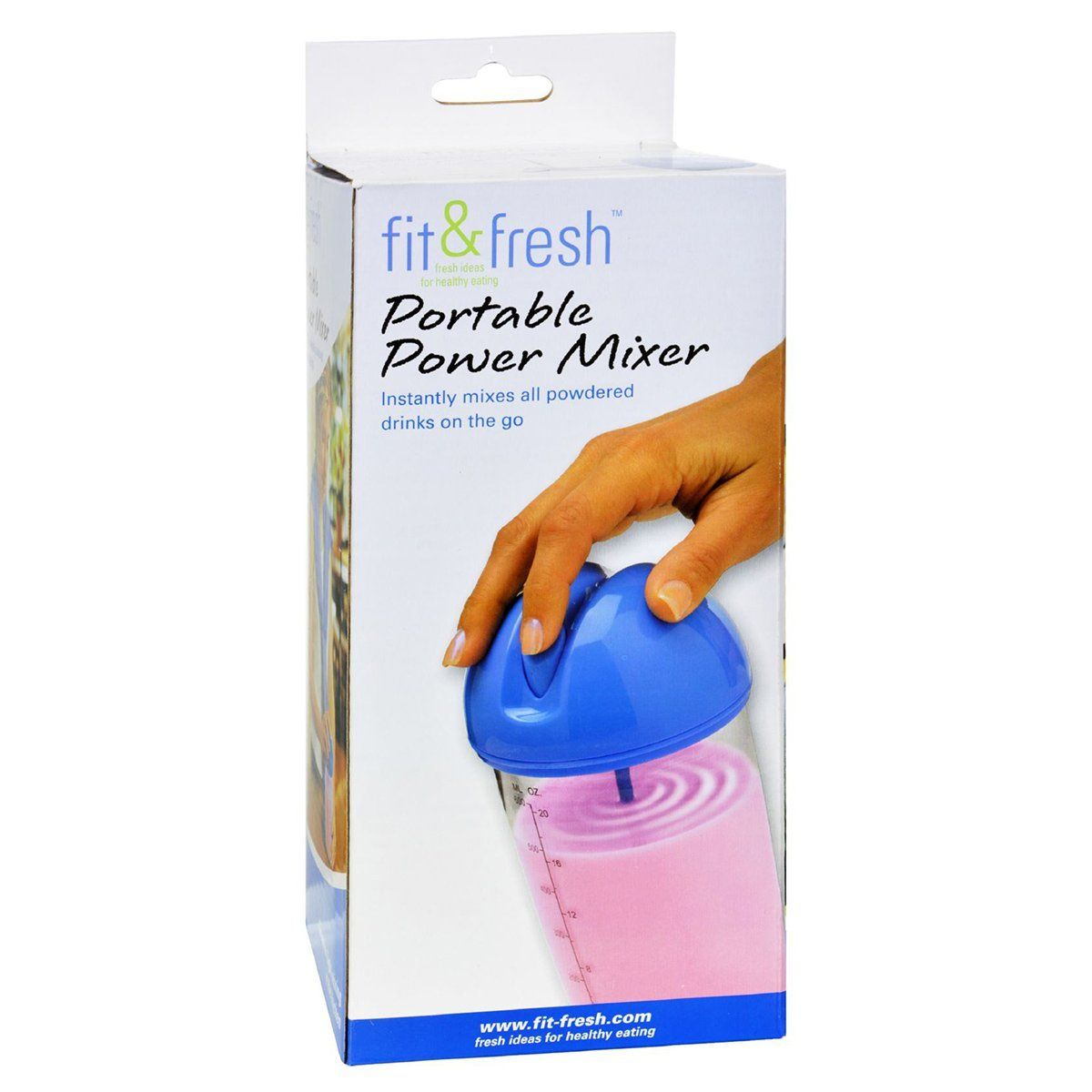 Vitaminder Portable Power Mixer Fitness Accessories and Apparel Vitaminder  (1058197602347)