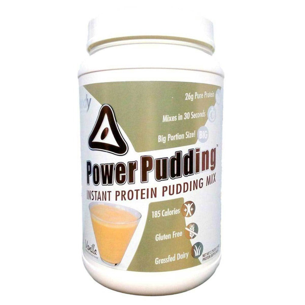 Body Nutrition Power Pudding 2.75 Lbs Protein Body Nutrition  (1059036528683)