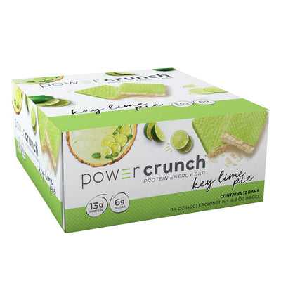 Bionutritional Research Group Power Crunch Wafers 12/Box Protein Bionutritional Research Group Key Lime Pie