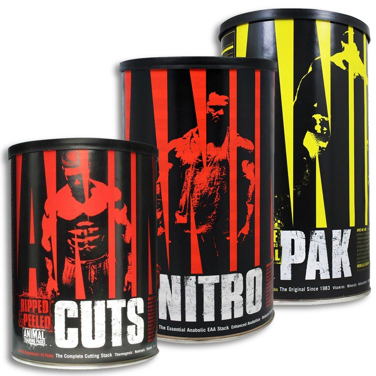 Universal Nutrition Pre-Contest Cutting Stack Fat Burner Universal  (1163235557419)
