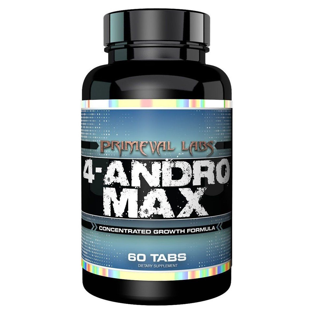 Primeval Labs 4-Andro Max 60 Tabs Prohormones, Andro & Support Primeval Labs  (1059215966251)