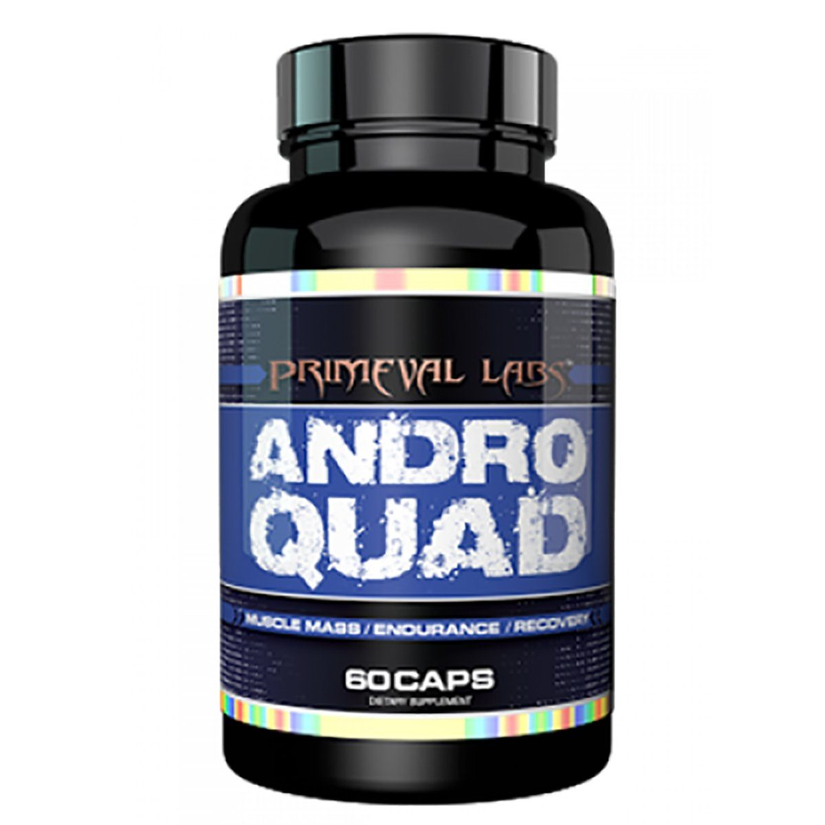 Primeval Labs Andro Quad 60 Tabs Prohormones, Andro & Support Primeval Labs  (1059216064555)