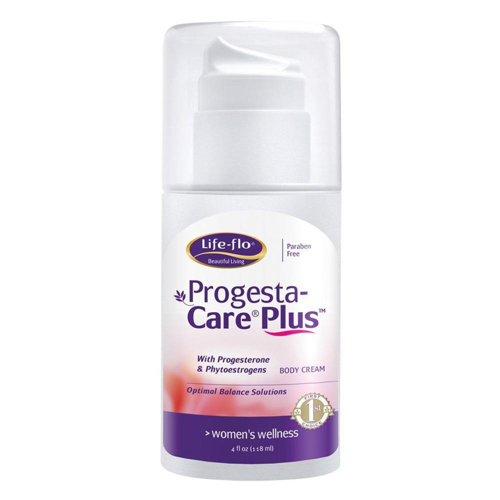 Life-Flo Progesta-Care Plus 4oz | Women's Wellness Specialty Health Products Life-Flo  (1781929705515)