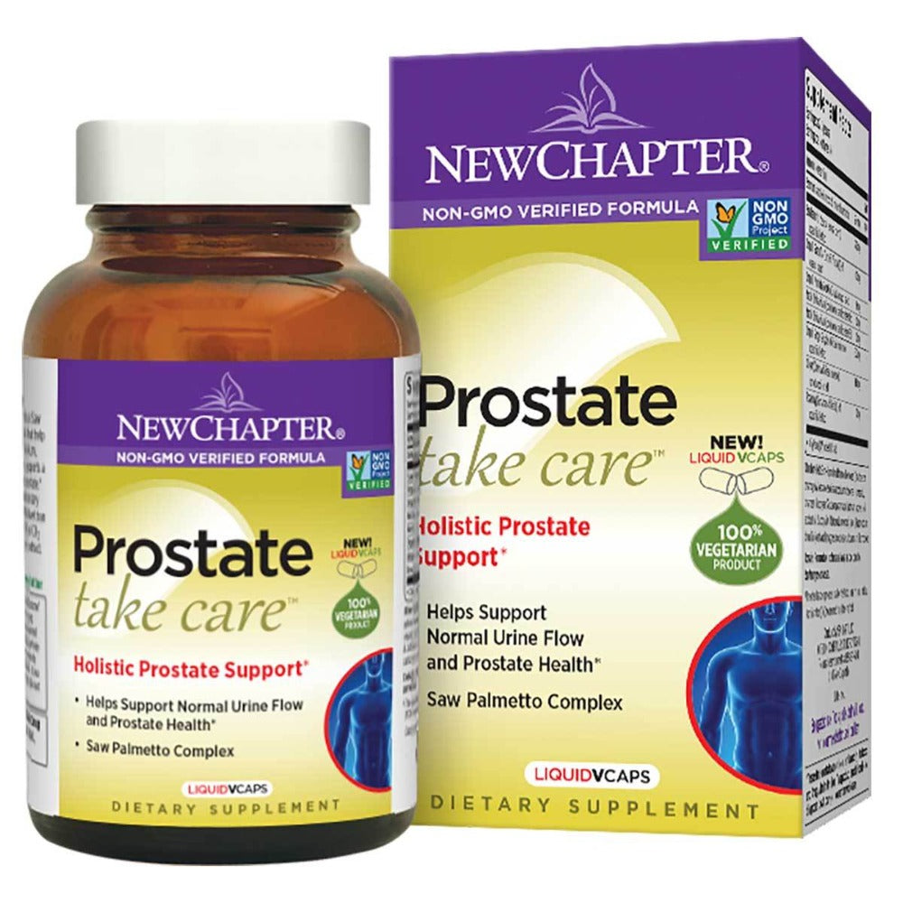 New Chapter Prostate Take Care 60 Softgels New Chapter  (1058756526123)
