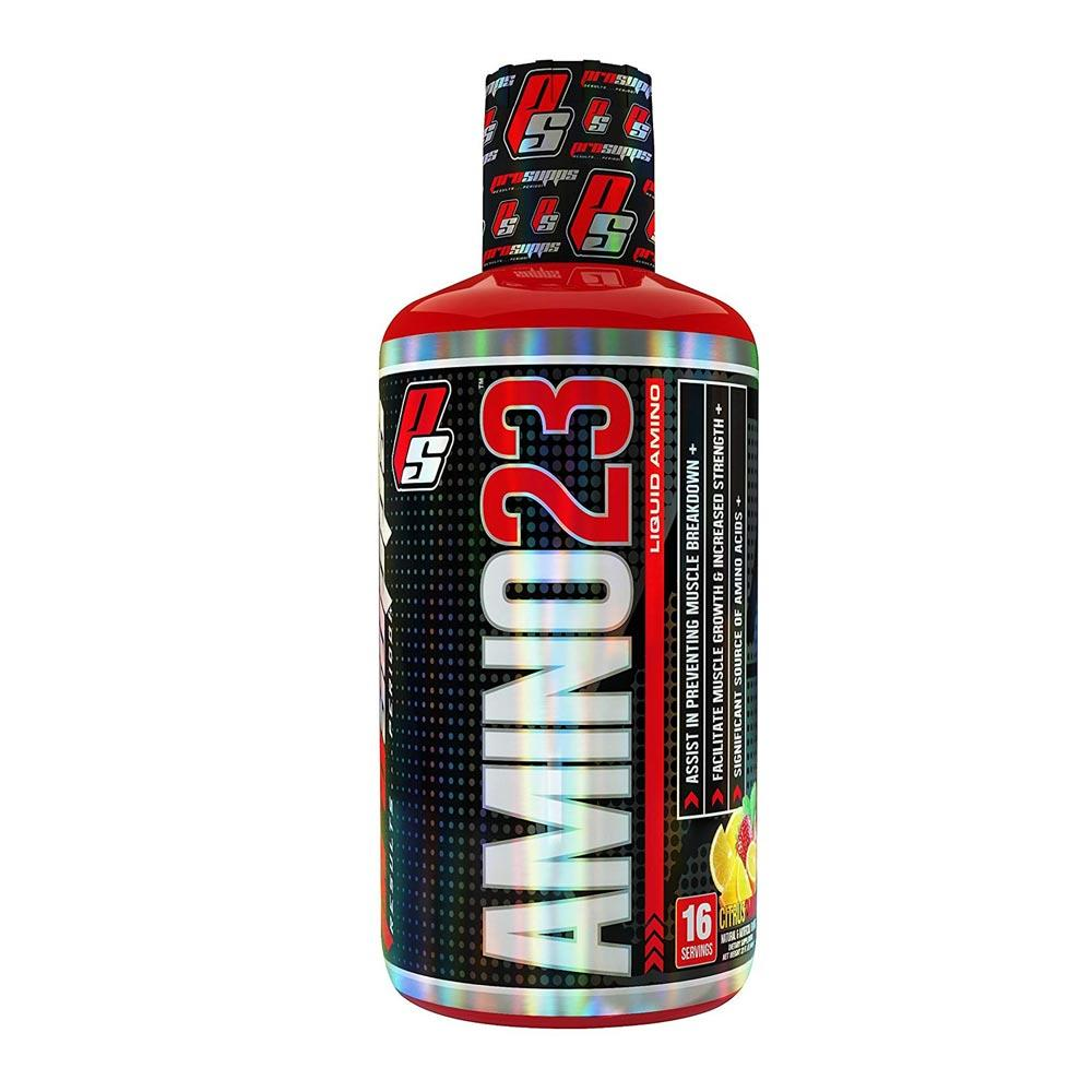 Pro Supps Amino 23 16 Servings Amino Acids Pro Supps Citrus Punch  (1702131859499)