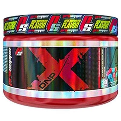 Pro Supps DNPX Powder 30 Servings Fat Burner Pro Supps Blue Razz  (1711329050667)