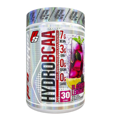 Pro Supps HydroBCAA 30 Servings Amino Acids Pro Supps Blackberry Lemonade  (1711303163947)