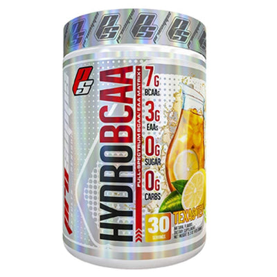Pro Supps HydroBCAA 30 Servings Amino Acids Pro Supps Texas Tea  (1711303163947)