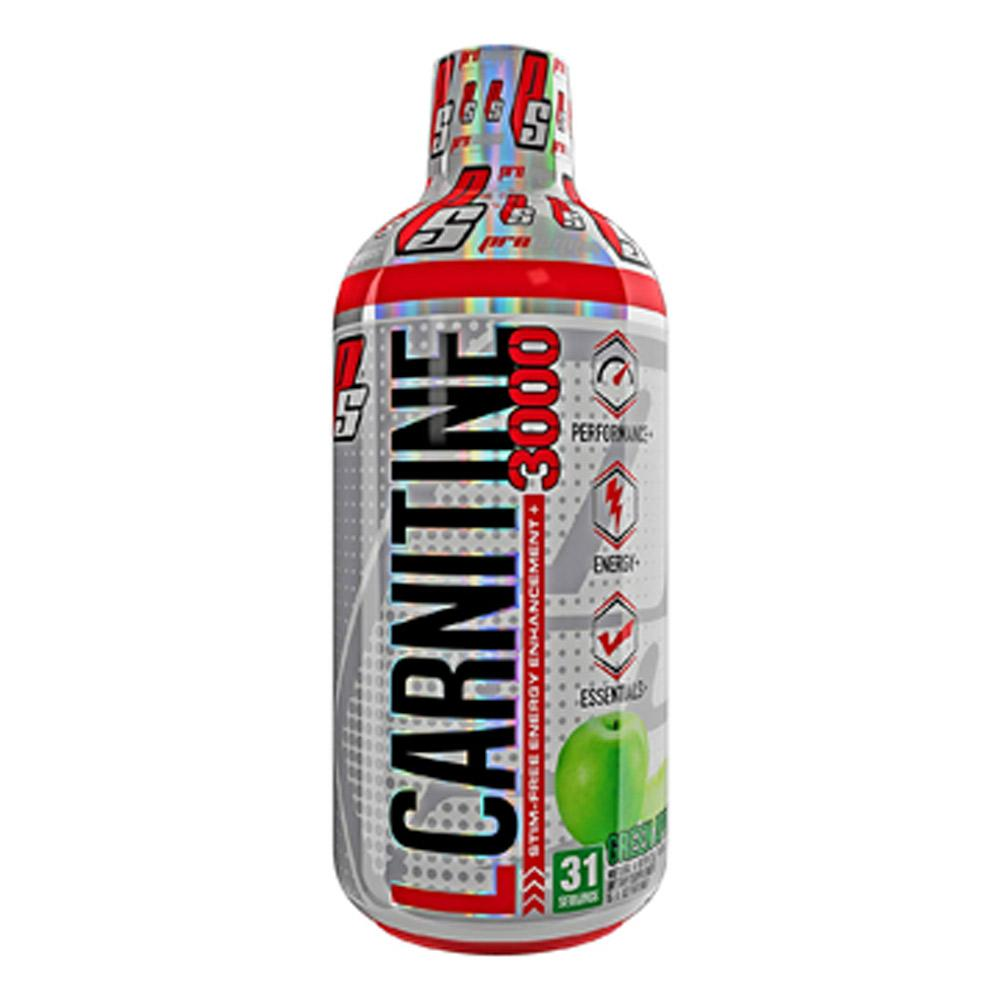 Pro Supps L-Carnitine 3000 Fat Burner Pro Supps Green Apple  (1714298486827)