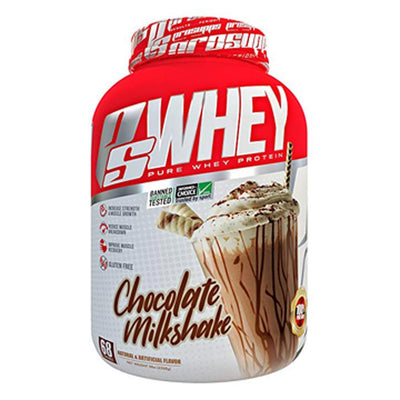 Pro Supps PS Whey 5lb Protein Powders Pro Supps Chocolate Milkshake  (1711226585131)
