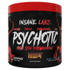 Insane Labz Psychotic HellBoy Edition 35 Servings Sports Performance Recovery Insane Labz Blue Raspberry
