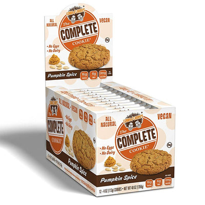 Lenny & Larry's Complete Cookie 12/Box Foods & Snacks Lenny & Larry's Pumpkin Spice  (1059222814763)