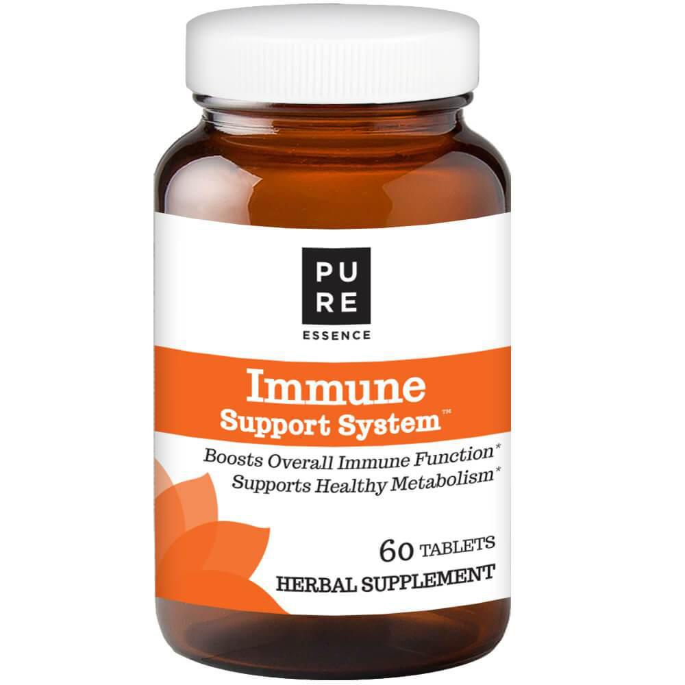 Pure Essence Immune Support System 60 Tablets Specialty Health Products Pure Essence  (4414269849665)