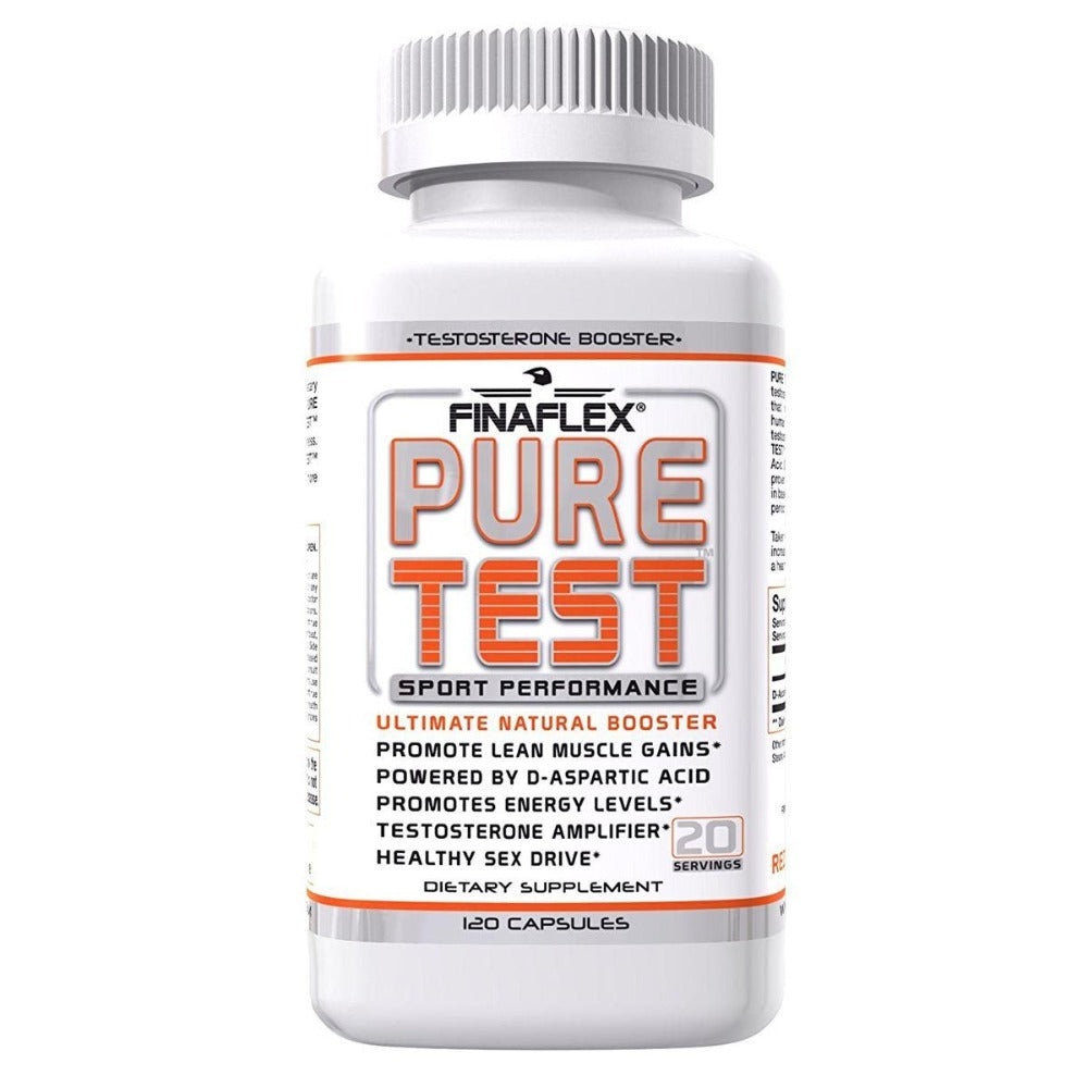 Finaflex (redefine Nutrition) Pure Test 120 Caps Testosterone Boosters Finaflex (redefine Nutrition)  (1058873770027)