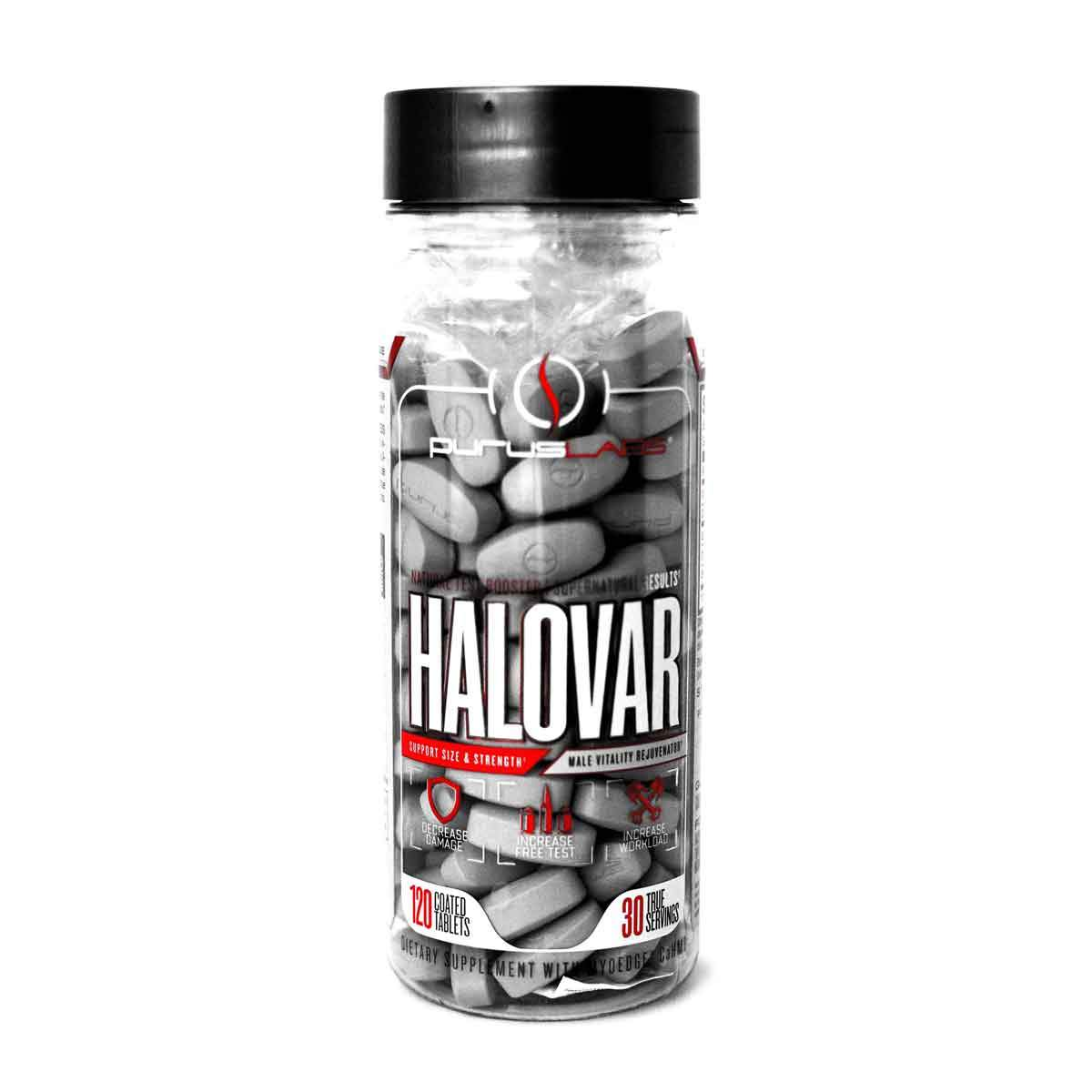 Purus Labs Halovar 120ct Other Supplements Purus Labs  (1262500872235)