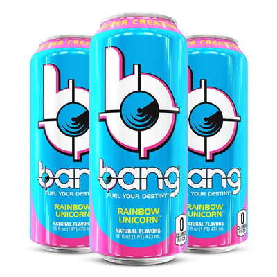 VPX Bang RTD 12/Case Diet/Energy VPX Rainbow Unicorn  (1058943205419)