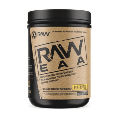 RAW EAA 25/sv Amino Acids Raw Pineapple