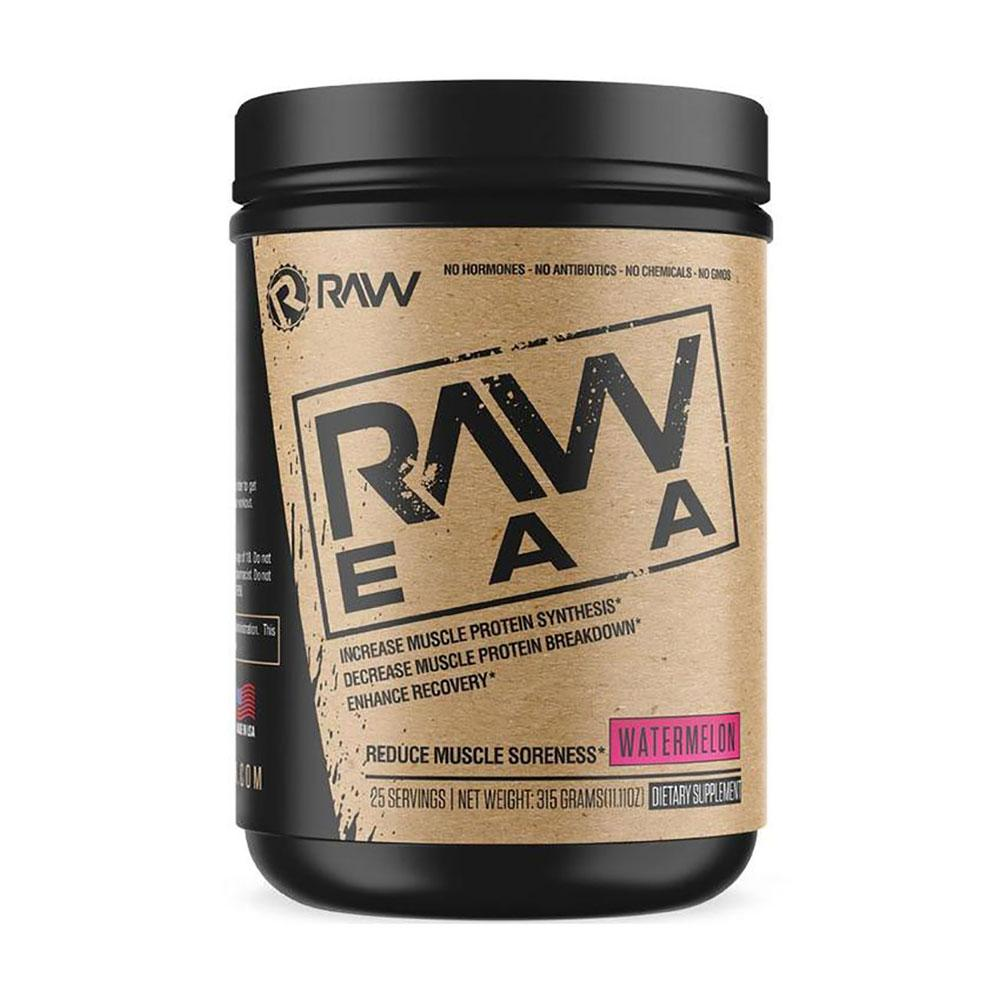 RAW EAA 25/sv Amino Acids Raw Watermelon