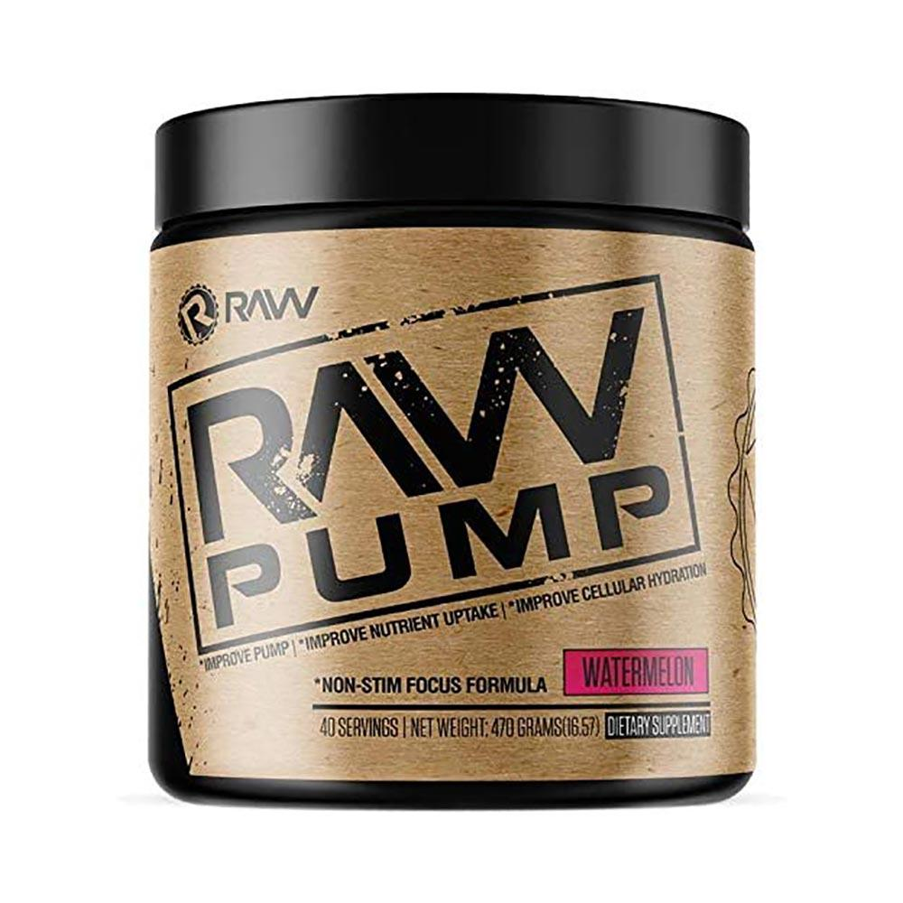 RAW Pump 40/sv Nitric Oxide Raw Watermelon