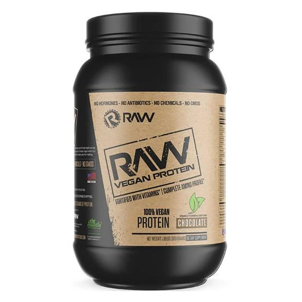 RAW Vegan Protein 25/sv Protein Powders Raw Chocolate