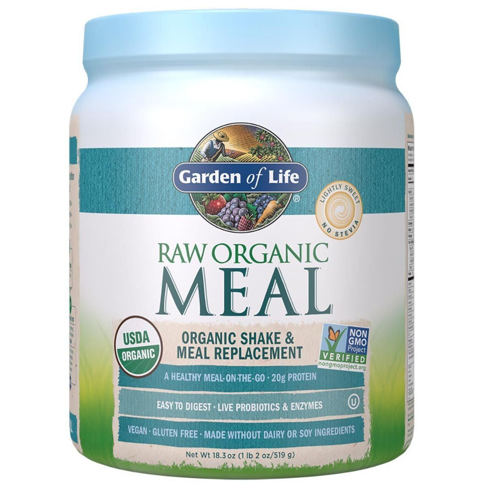 Garden of Life Raw Organic Meal 1.2 Lbs Foods & Snacks Garden of Life  (1058840707115)