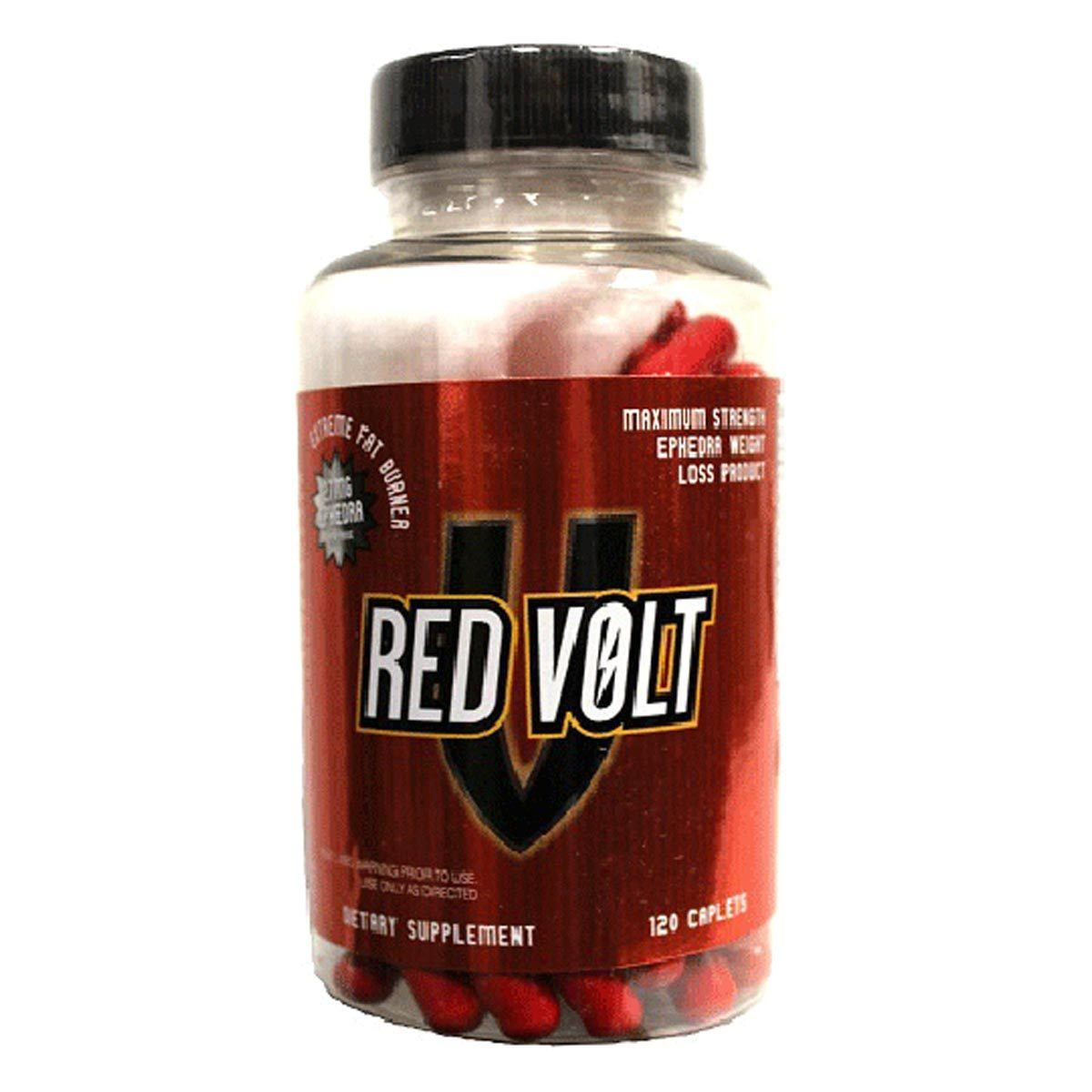 Advanced Sports Nutrition Red Volt 120 Caps Diet/Energy Advanced Sports Nutrition  (1059063889963)