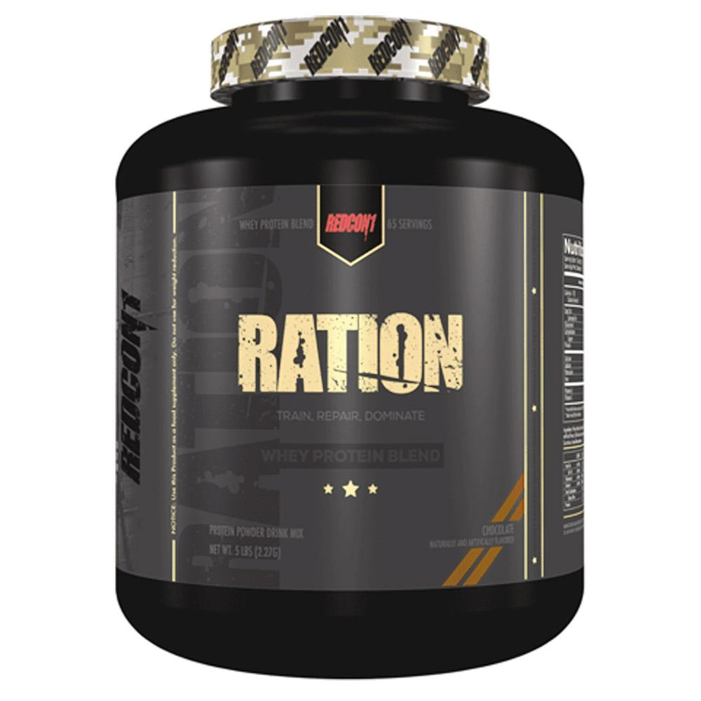 RedCon1 Ration 5lbs Protein Powders Redcon 1 Chocolate  (1725746446379)