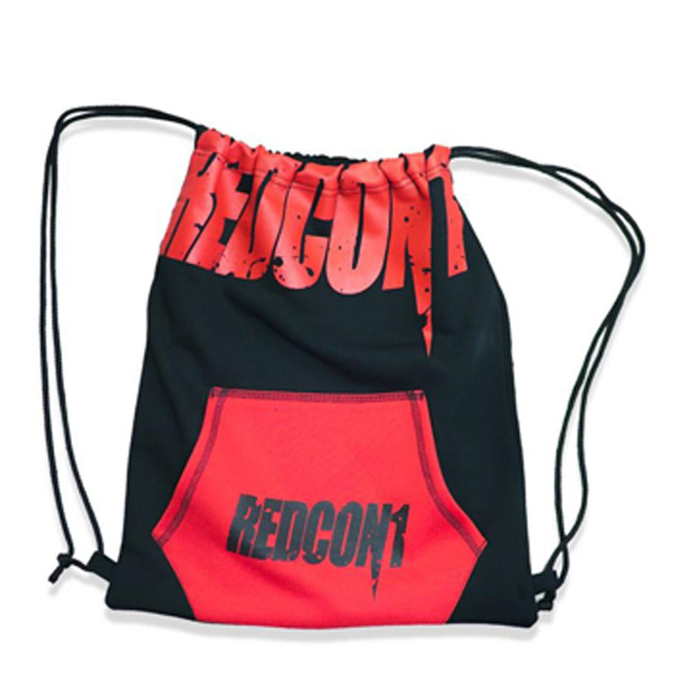 RedCon1 Hoodie Style Drawstring Backpack Fitness Accessories and Apparel Redcon 1  (1708052250667)