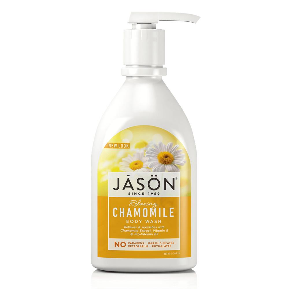 Jason Relaxing Chamomile Body Wash 30oz | Relaxing Body Wash Personal Care& - Hygeine Jason  (1776783818795)