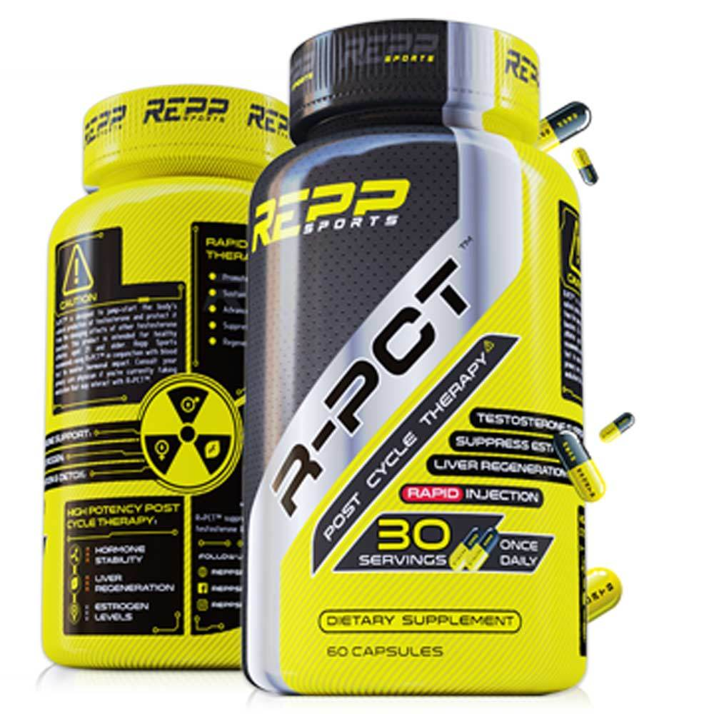 Repp Sports R-PCT 60C Sports Performance Recovery REPP SPORTS  (1706794057771)