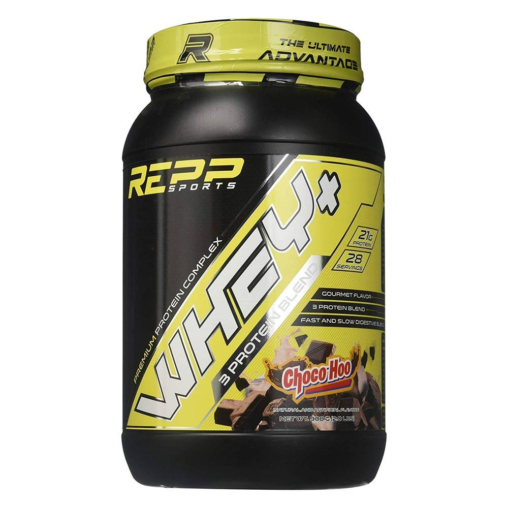 REPP Sports Whey+ Premium Protein 2lbs Protein Powders REPP SPORTS Choco-Hoo  (1746424430635)