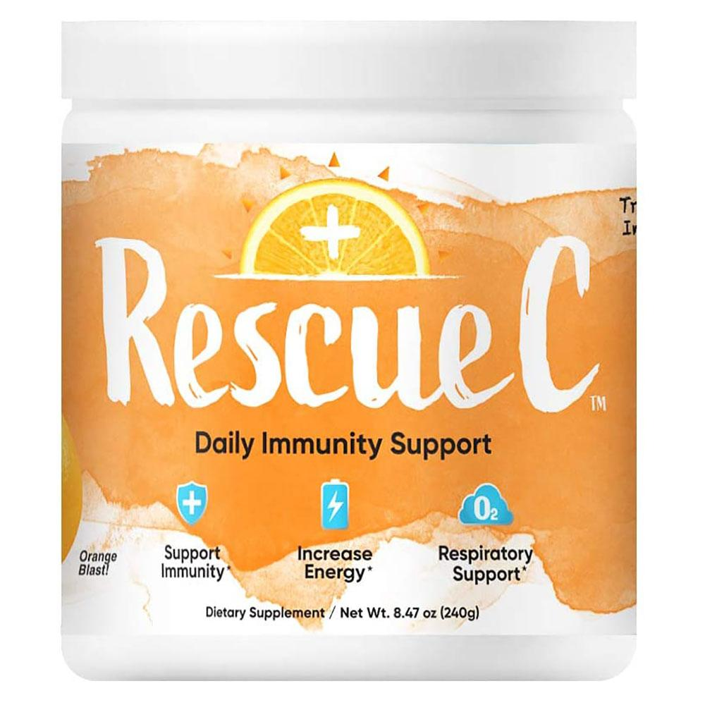Rescue C 240g Vitamins & Minerals RescueC Orange Blast