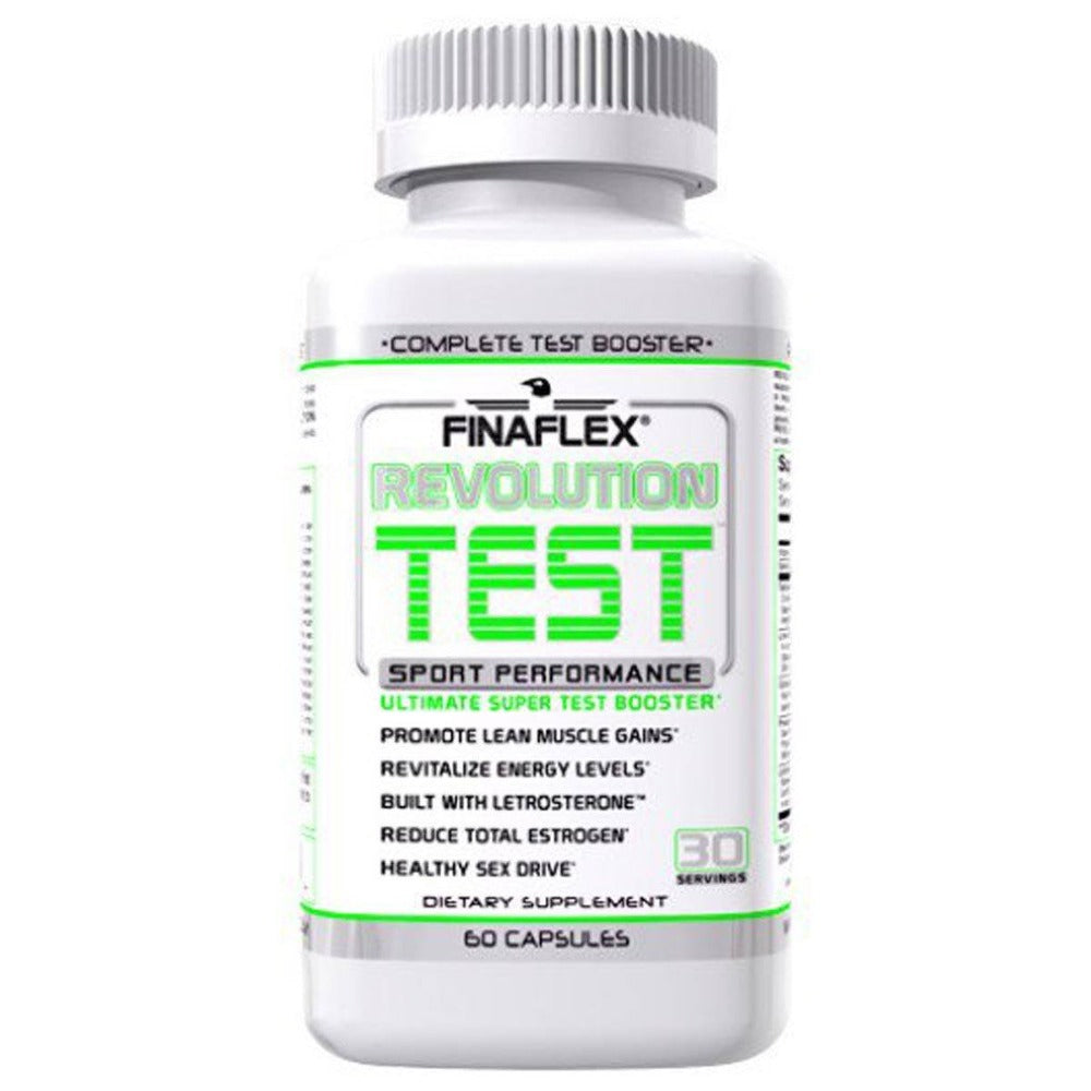 Finaflex Revolution Test 60ct Testosterone Boosters Finaflex (redefine Nutrition)  (1059281502251)