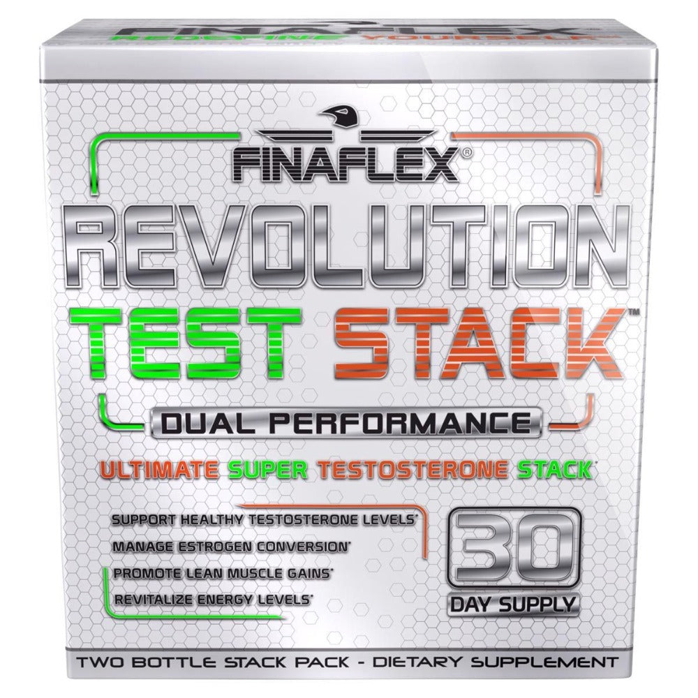 Finaflex Revolution Test Stack 30 Servings Testosterone Boosters Finaflex (redefine Nutrition)  (1059281633323)