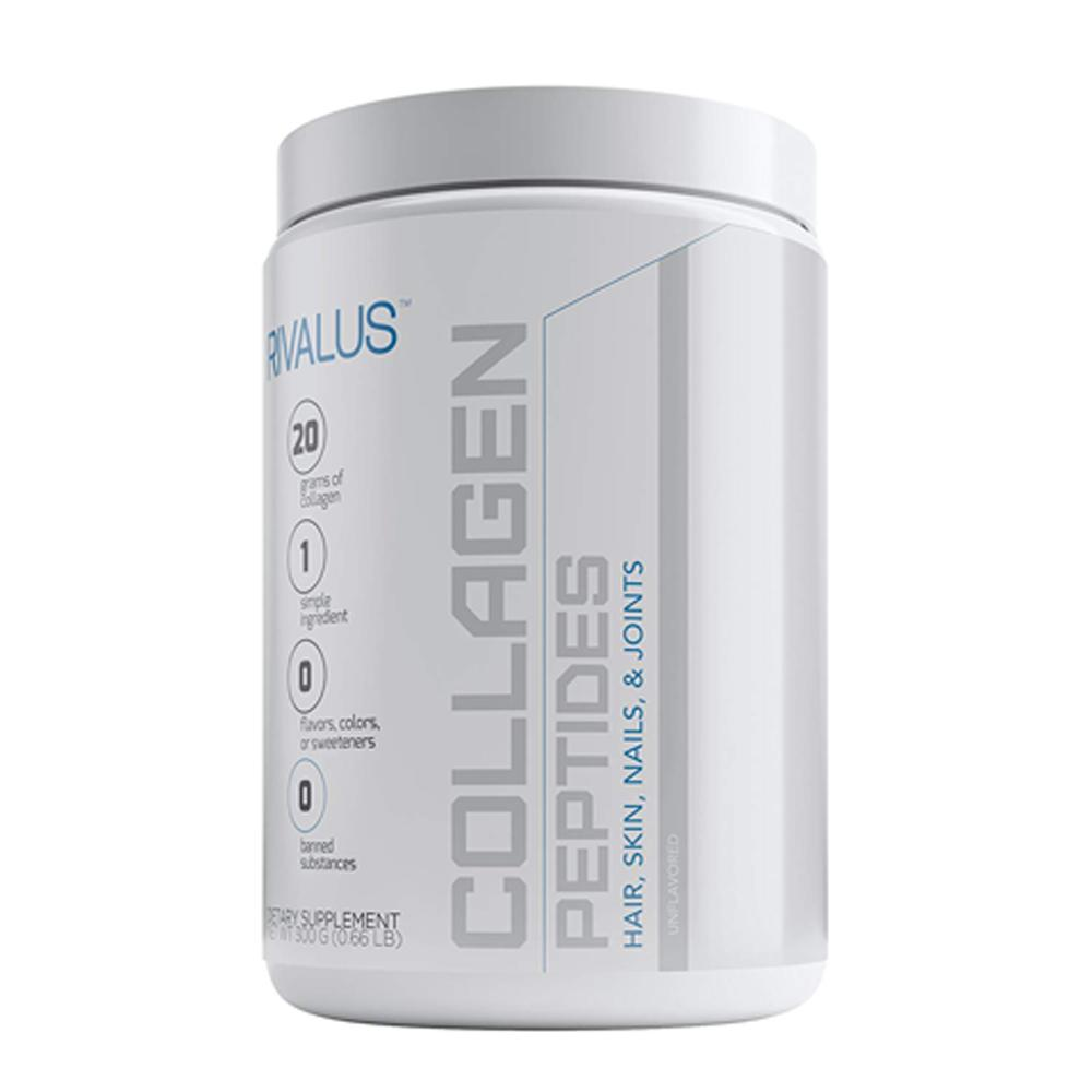 Rivalus Collagen Peptides Unflavored Amino Acids Rivalus  (1722651148331)