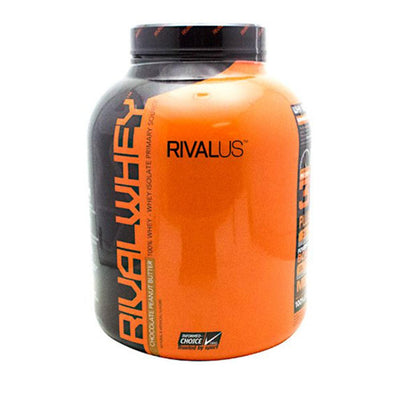 Rivalus Rival Whey 5lb Protein Powders Rivalus Chocolate Peanut Butter  (1722639286315)