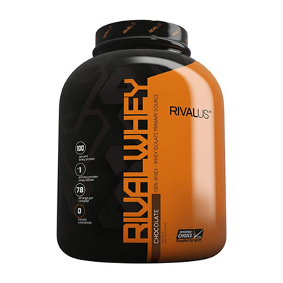 Rivalus Rival Whey 5lb Protein Powders Rivalus Chocolate  (1722639286315)