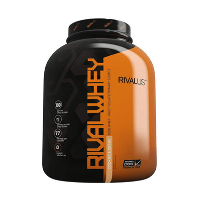 Rivalus Rival Whey 5lb Protein Powders Rivalus Cookies & Creme  (1722639286315)