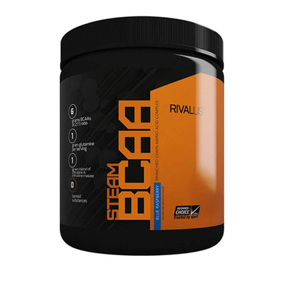 Rivalus Steam 30/Serv Amino Acids Rivalus Blue Raspberry  (1722650984491)