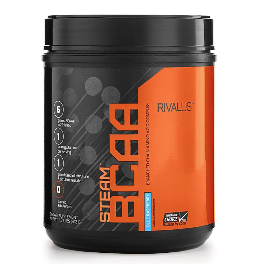 Rivalus Steam 75/Serv Amino Acids Rivalus Blue Raspberry  (1722651082795)