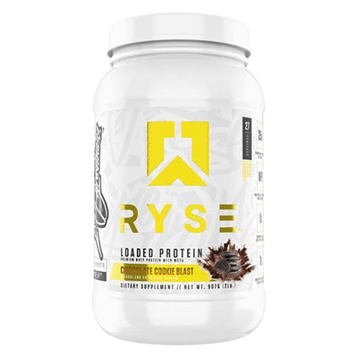 Ryse Loaded Protein 2lb Protein Powders Ryse Supplements Chocolate Cookie  (4450699640897)
