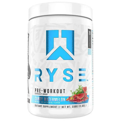 Ryse Supplements Pre-Workout 20/Servings Pre-Workouts Ryse Supplements Candy Watermelon  (4544214958145)